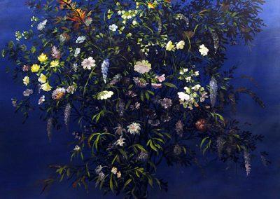 2005 - olio su tela - 170x150 cm