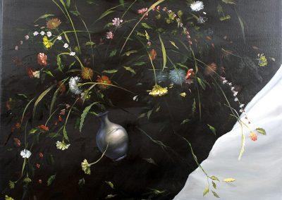 2005 - olio su tela - 120x120 cm
