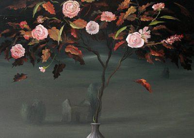 2008 - olio su tela - 120x100 cm