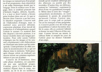 Luogo d'incontro – 1995 – olio su tela – 35×40 cm