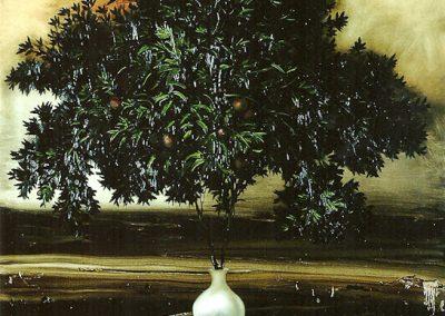 2002 - olio su tela - 120x100 cm
