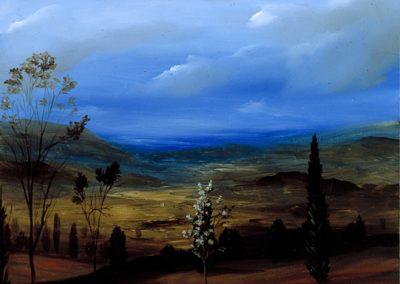 1999 - olio su tela 60x50 cm