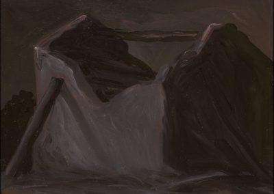 11-2007-Rovina inerme-olio su tela cm30x34