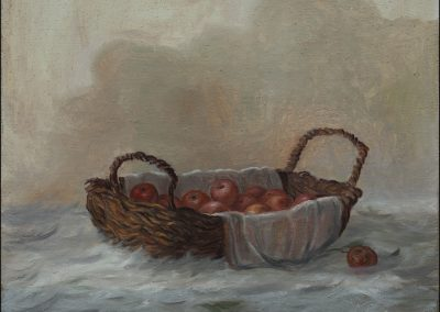 Deriva - olio su tela 2012 - 60x70