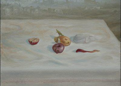 Messaggeri domestici - olio su tela 2012 - 60x70