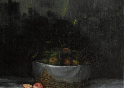 Mele insonni - olio su tela 2012 - 70x60