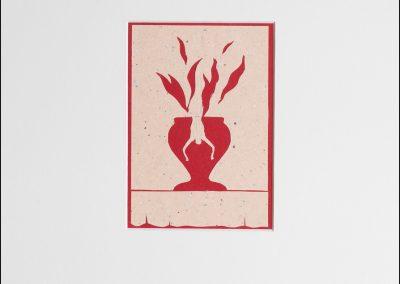 Motum contrarium 13 x 9 cm