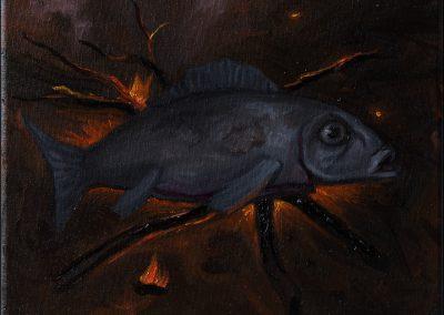 2017-Marcia solenne-olio tela 24x30